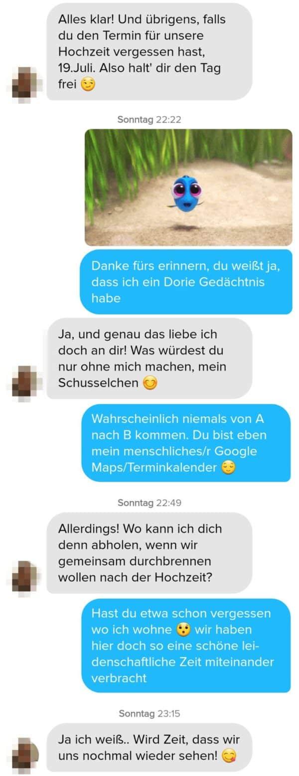 Match am Samstag Online-Dating-Student Hahn