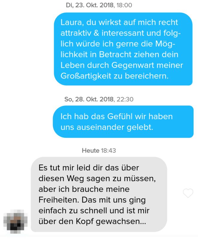 Dating Online-Chat rufen Alexander
