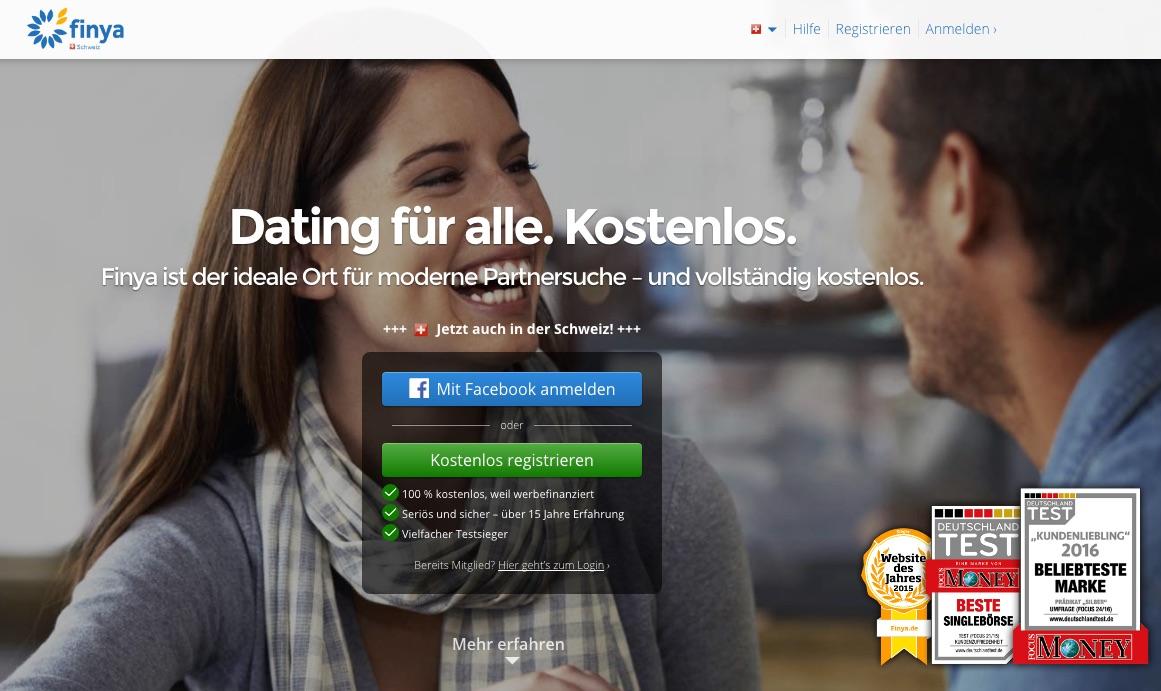 Dating-Websites TV mehr Feminisierung