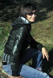 Eine einsame Frau in 40 Kuschelmuschel