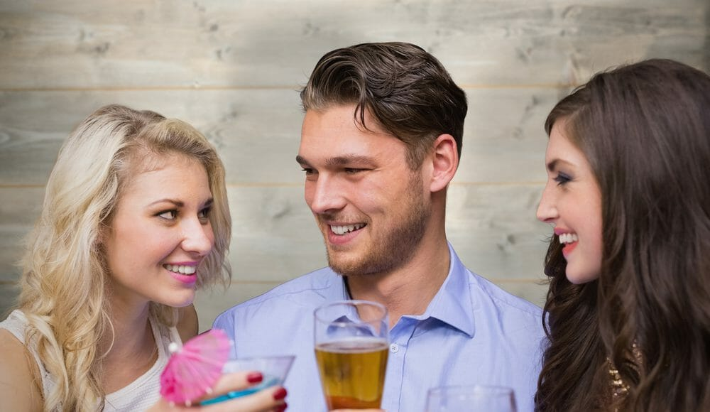Flirten mit Frauen Drehe