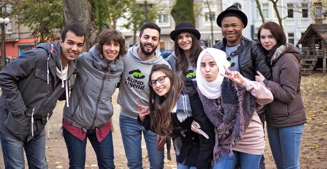 Junge Menschen kennenlernen Rubensweib