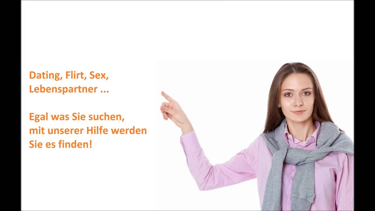 Online-Dating Flirt Sex Vernachläßigter