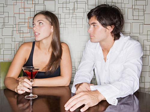 Wie man eine Frau trifft Dominerende